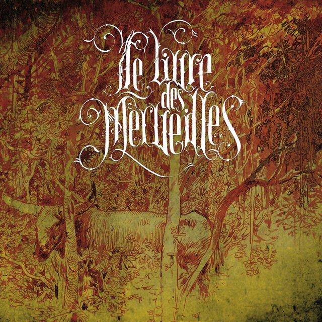 Cover art for album Le livre des merveilles by Chromb!