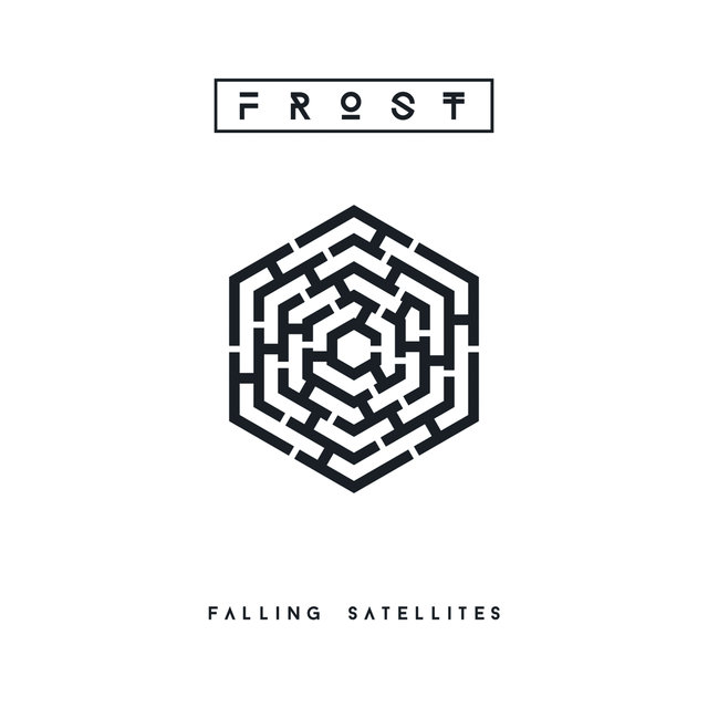 Cover art for album Falling Satellites by Frost*