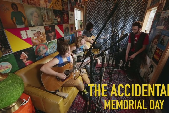 Memorial Day (Yellow Couch Session)