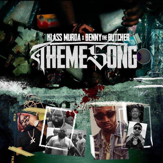 Cover art for album Theme Song by Klass Murda, Benny The Butcher
