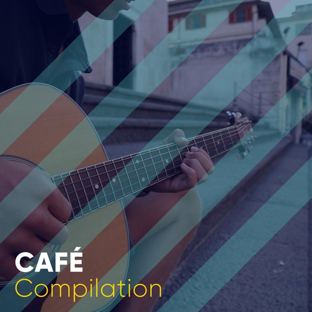Classical Flamenco Café Compilation