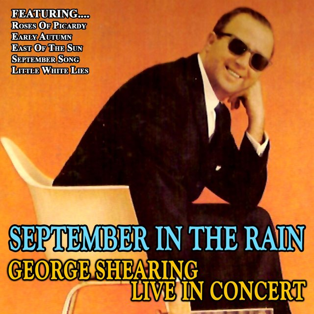 September in the Rain - George Shearing Live in Concert