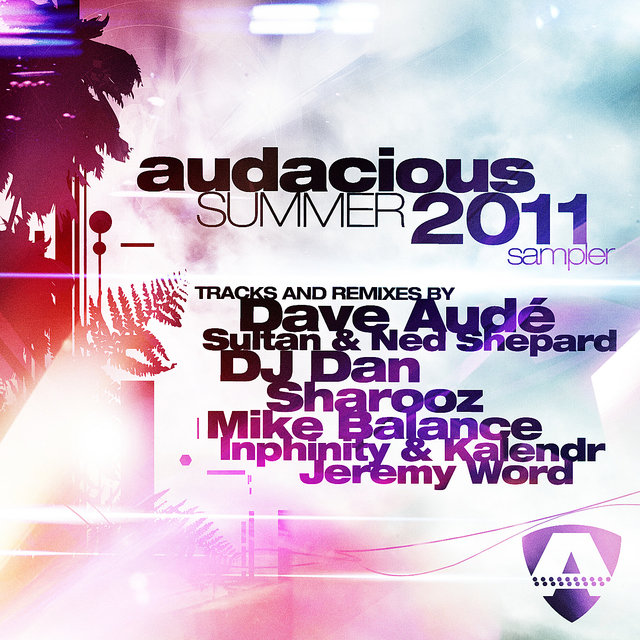 Audacious Summer 2011 Sampler