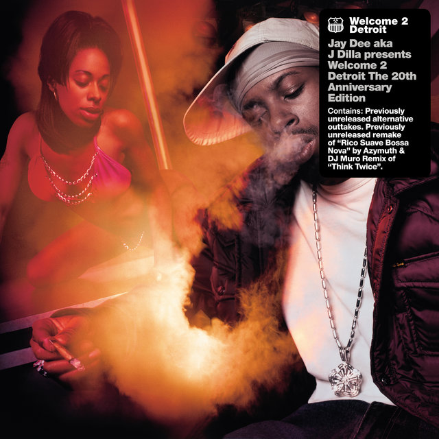 Cover art for album Welcome 2 Detroit - the 20th Anniversary Edition by J Dilla