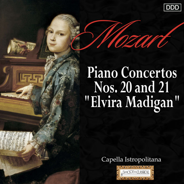 Mozart: Piano Concertos Nos. 20 and 21,