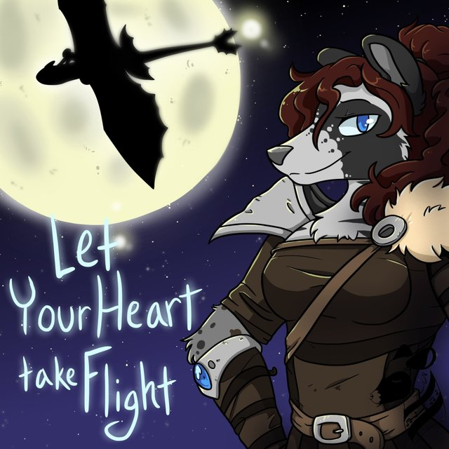Let Your Heart Take Flight