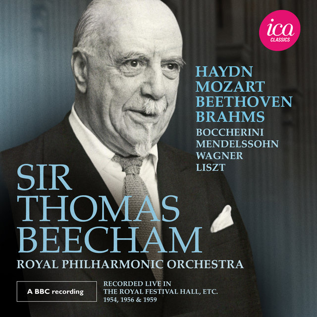 Sir Thomas Beecham (Live)