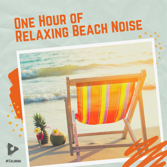 One Hour of Relaxing Beach Noise