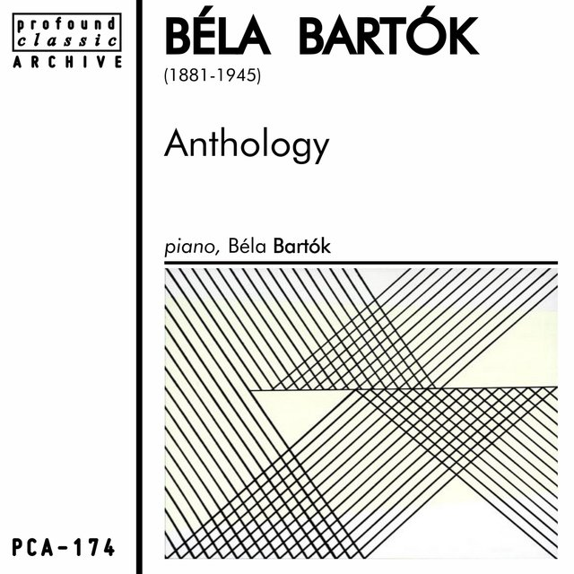 Béla Bartók Anthology