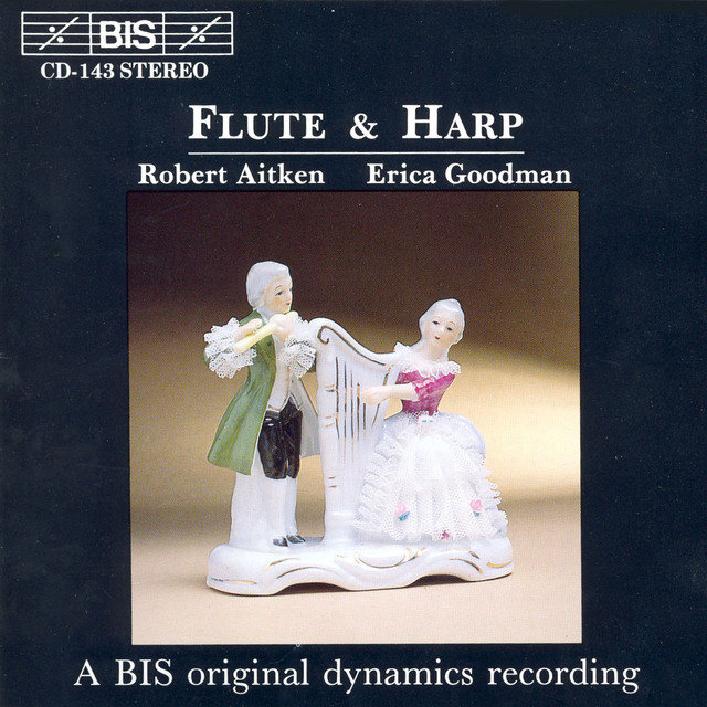 Spohr / Donizetti / Krumpholz / Hovhaness: Music for Flute and Harp