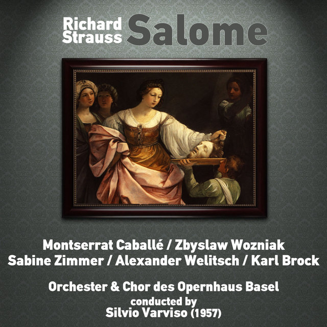 Richard Strauss: Salome [Excerpts] (1957)