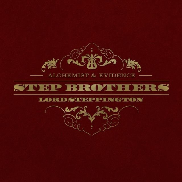 Cover art for album Lord Steppington [Deluxe Version] by Step Brothers