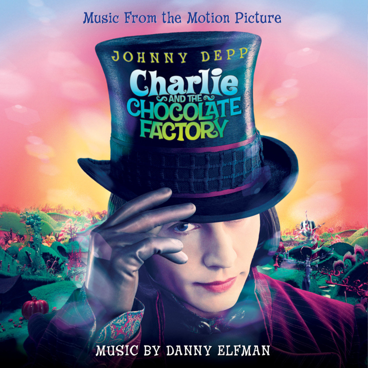 Charlie and The Chocolate Factory (Original Motion Picture ...