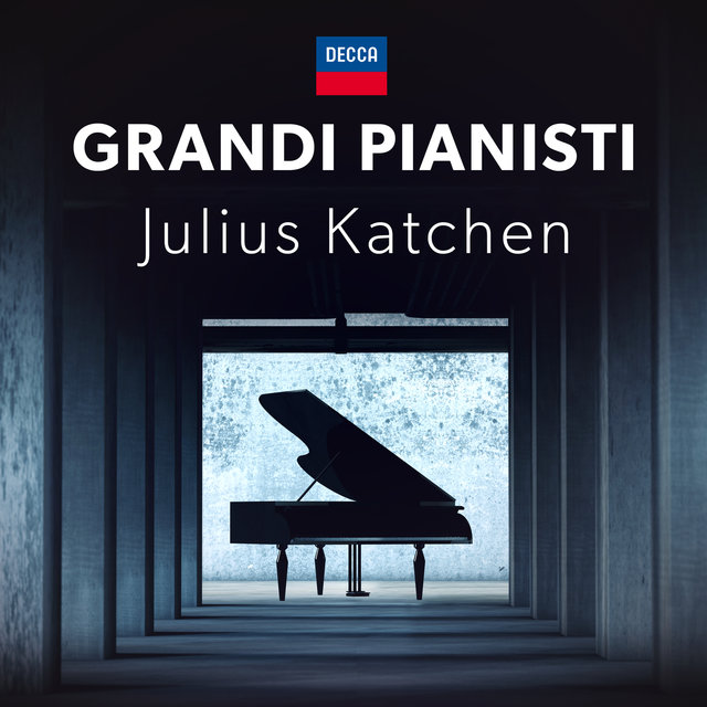 Grandi Pianisti  Julius Katchen
