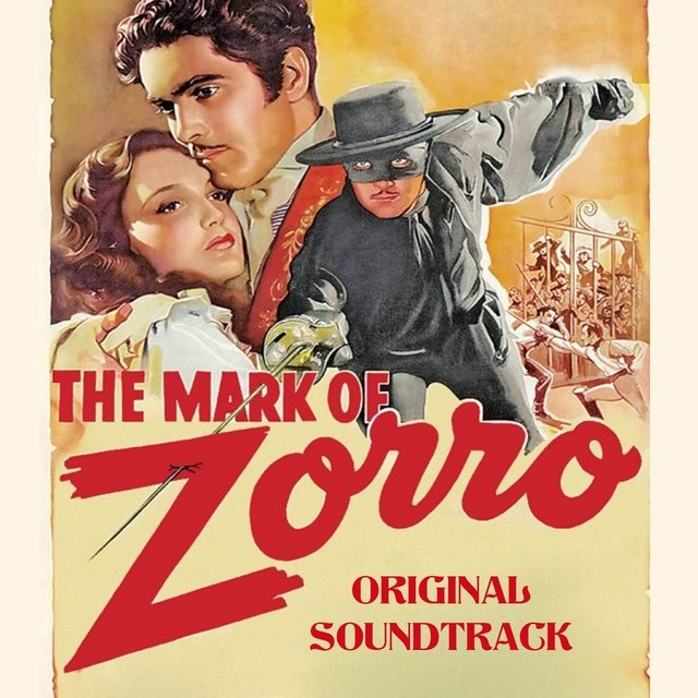 The Mark of Zorro Suite
