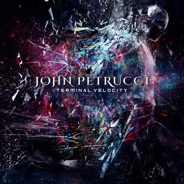Cover art for album Terminal Velocity by John Petrucci