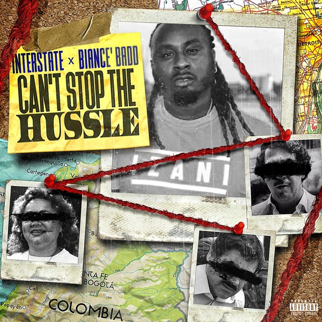 Can't Stop the Hussle (feat. Biance' Badd)