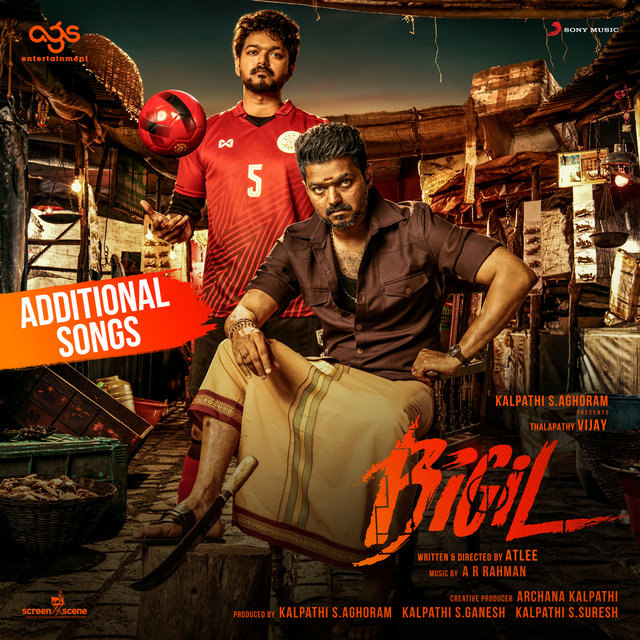 Bigil (Original Motion Picture Soundtrack (Additional Songs))