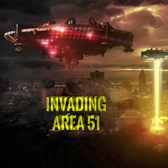 Invading Area 51