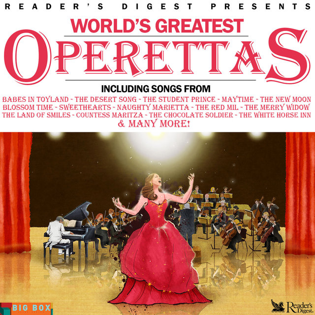 Reader's Digest Presents - World's Greatest Operettas