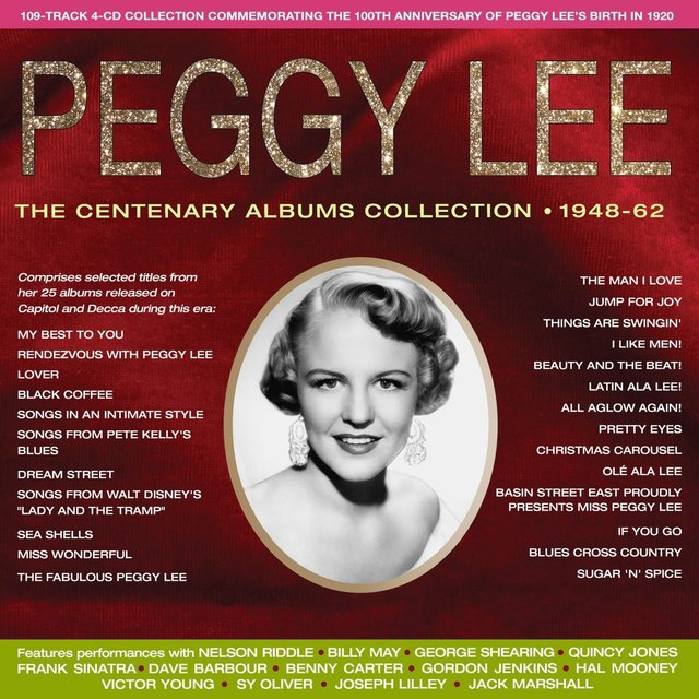 The Centenary Albums Collection 1948-62