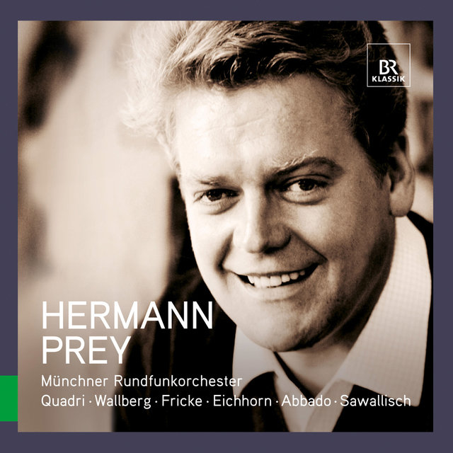 Great Singers Live: Hermann Prey