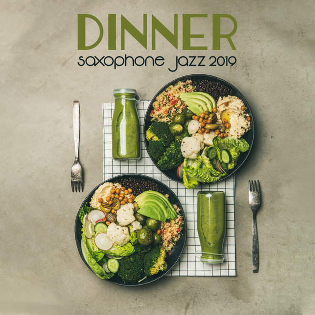 Dinner Saxophone Jazz 2019