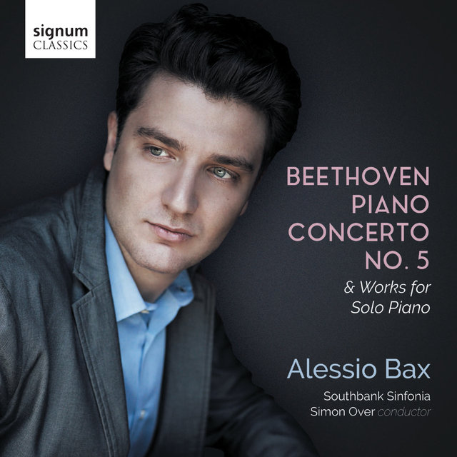 Beethoven: Piano Concerto No. 5 & Works for Solo Piano