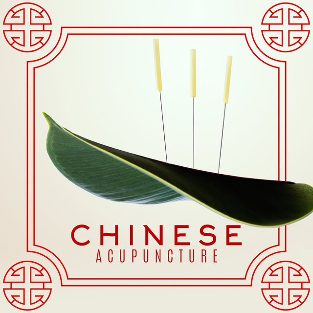 Chinese Acupuncture - Relaxing Music for Massage