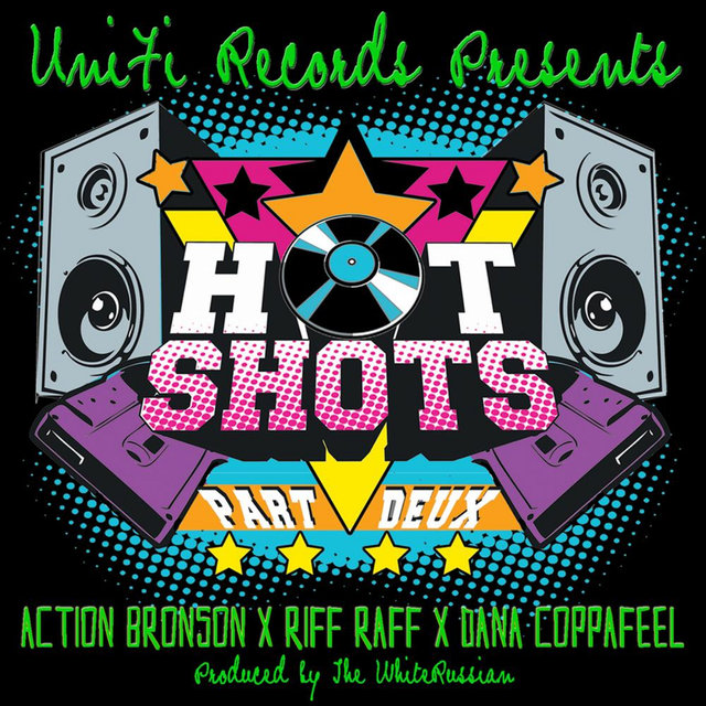 Hot Shots Part Deux (feat. Riff Raff & Dana Coppafeel)