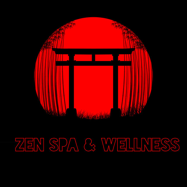 Zen Spa & Wellness - Asian Music Collection Created Especially for Korean, Chinese or Japanese Style Wellness Salons