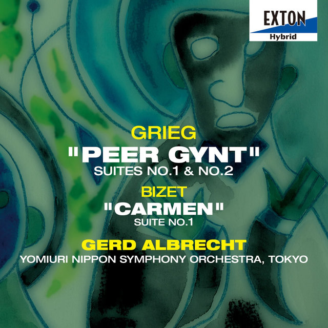 Grieg: Peer Gynt Suites No. 1 & No. 2