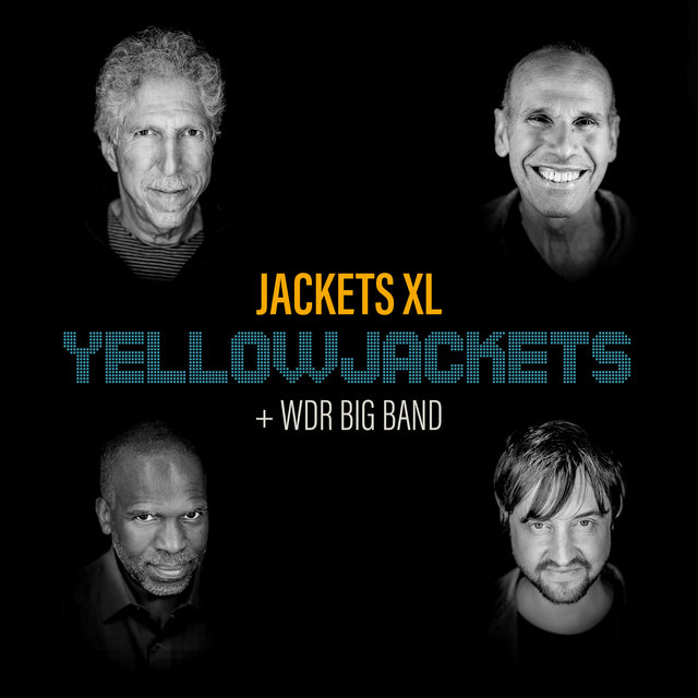 Cover art for album Jackets XL by Yellowjackets, WDR Big Band