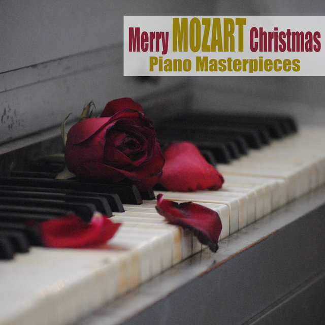 Merry Mozart Christmas (Piano Masterpieces)