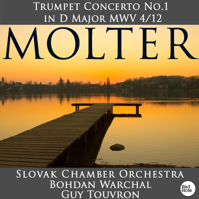 Molter: Trumpet Concerto No.1 in D Major MWV 4/12