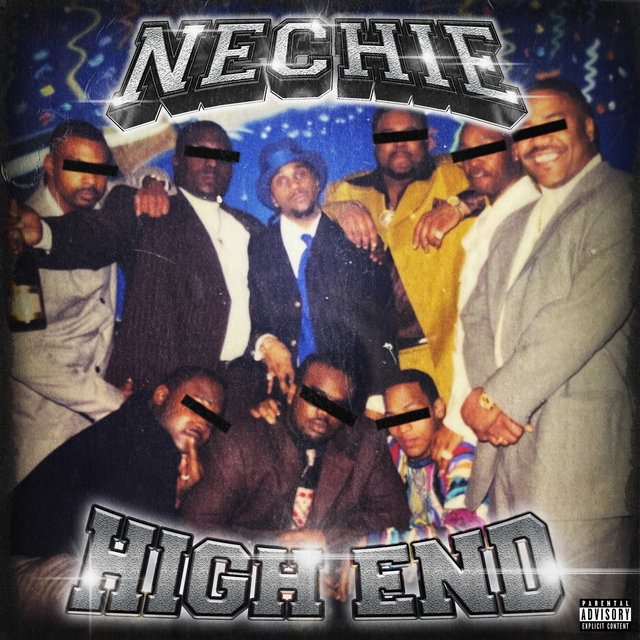 Cover art for album High End by Nechie