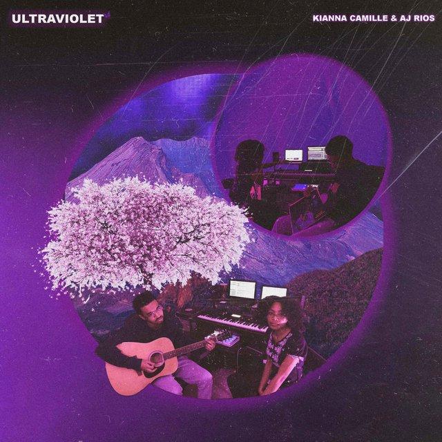 Cover art for album Ultraviolet by Kianna Camille, AJ Rios