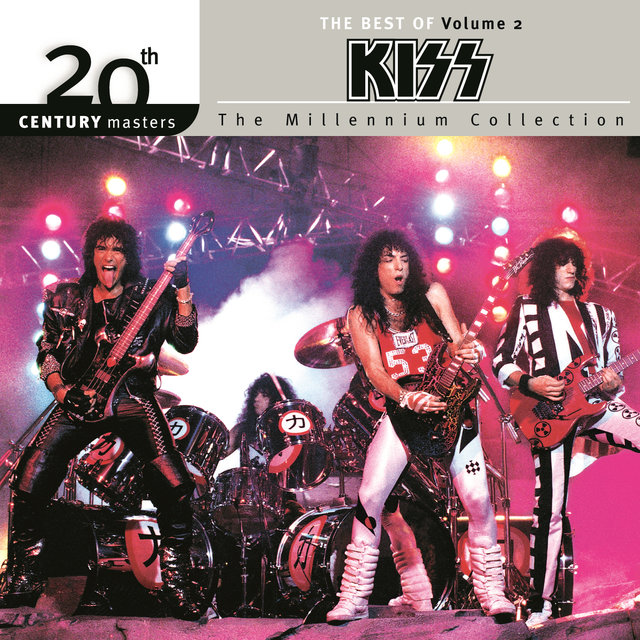 The Best Of KISS - Volume 2  20th Century Masters The Millennium Collection