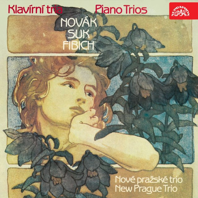 Novák, Suk and Fibich: Piano Trios
