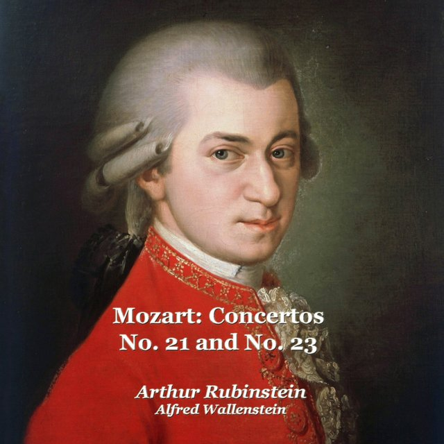 Mozart: Concertos No. 21 and No. 23