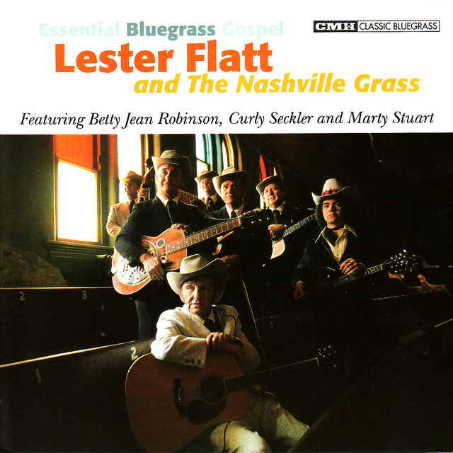 Essential Bluegrass Gospel