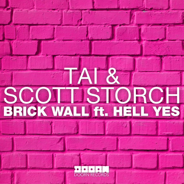 Brick Wall (feat. Hell Yes) [Radio Edit]