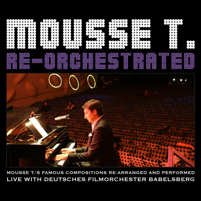 Re-Orchestrated - Famous Compositions Performed Live With Deutsches Filmorchester Babelsberg