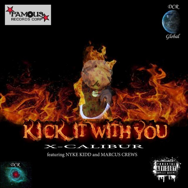 Kick It with You (feat. Nyke Kidd & Marcus Crews)