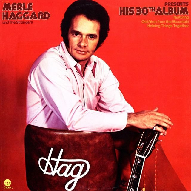Merle Haggard Presents His 30th Album