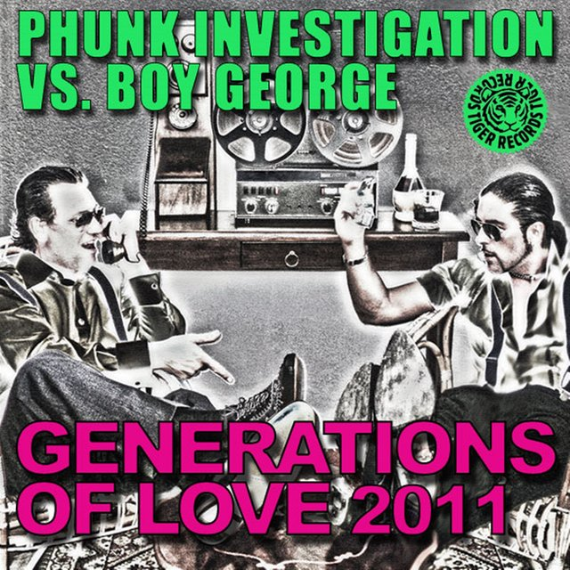 Generation of Love 2011 (Remixes)