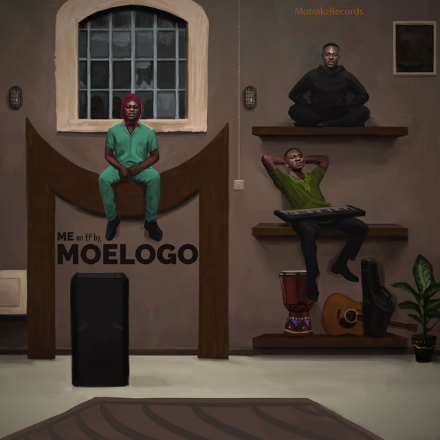 Cover art for album ME by Moelogo