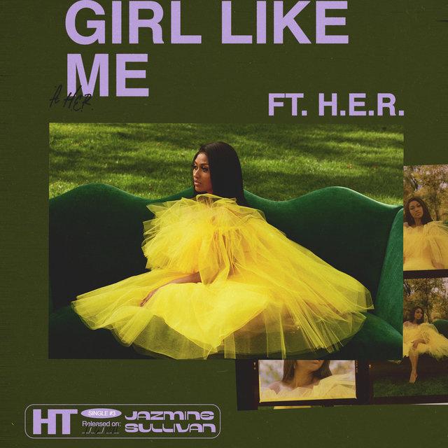Cover art for album  by Jazmine Sullivan, H.E.R.