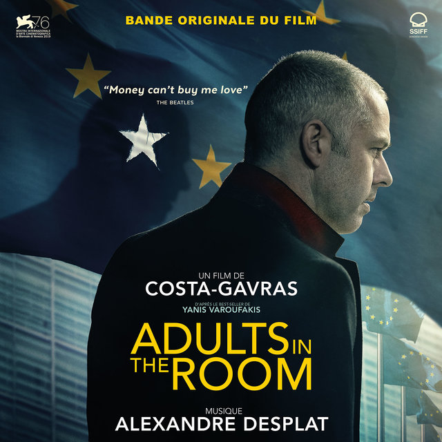 Adults in the Room (Bande originale du film)
