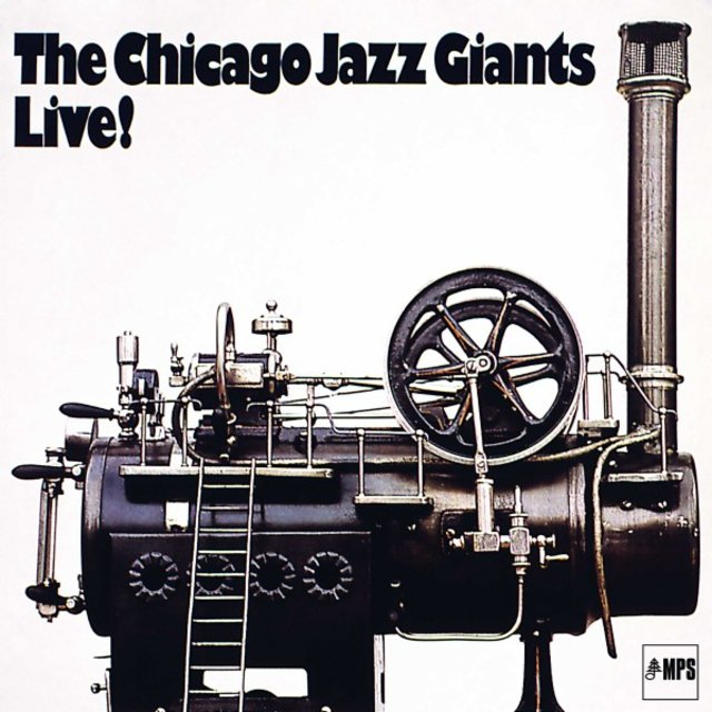 The Chicago Jazz Giants Live!